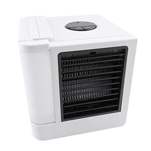 mini luftk hler mobile klimager te air cooler mit wasserk hlung zimmer raumentfeuchter mini. Black Bedroom Furniture Sets. Home Design Ideas